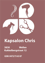 Kapsalon-Chris